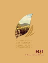 2014 Corporate Social Responsibility Report