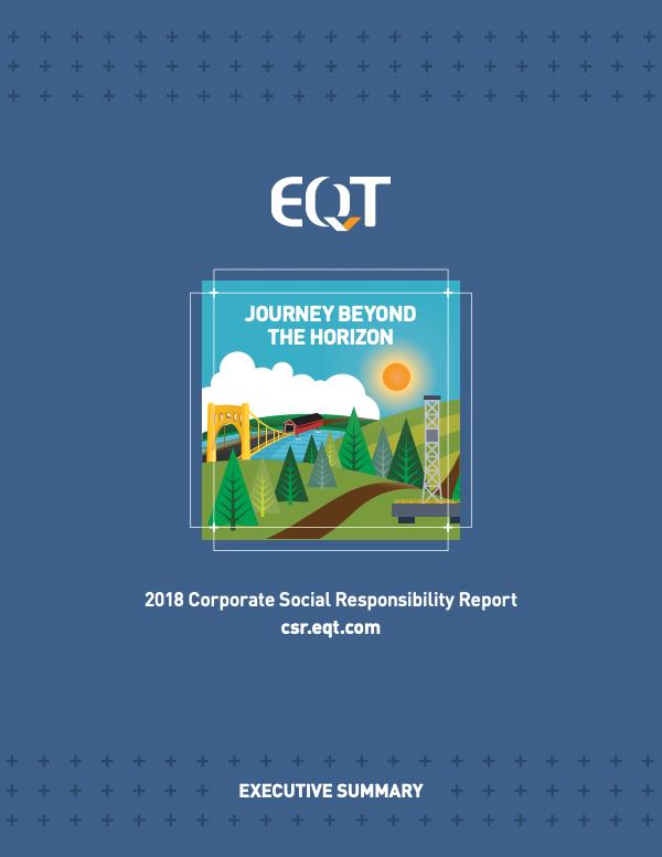 2018 Corporate Social Responsibility Report Executive Summary
