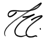 Signature of EQT President and CEO, Toby Z. Rice